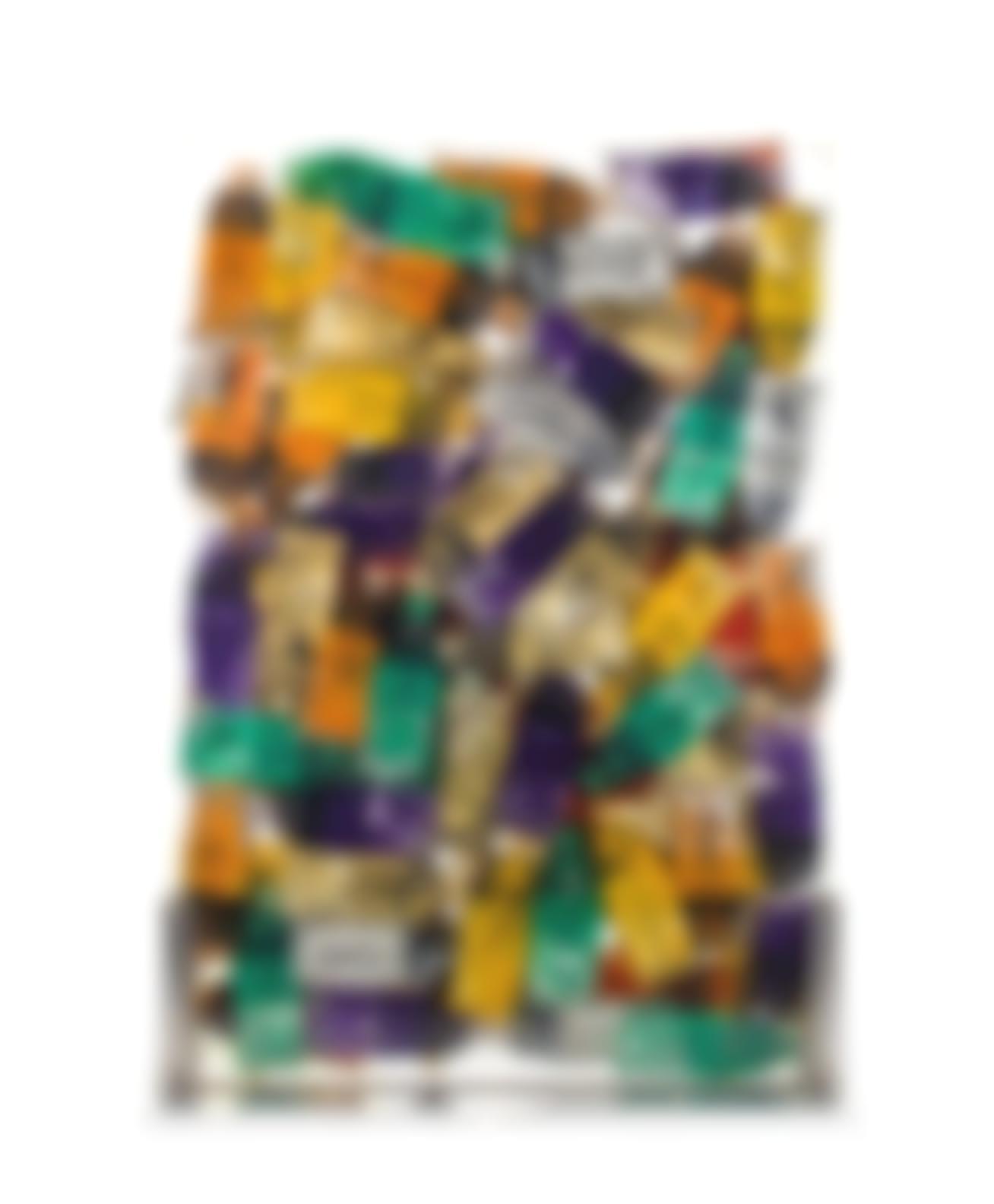 Arman-Untitled (Paint Tubes)-2004