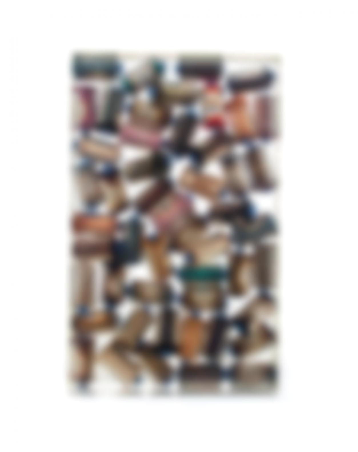 Arman-Untitled (Spools Of Thread)-2002