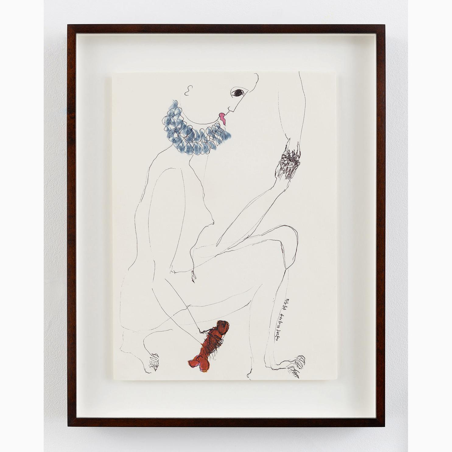 Carol Rama-Figura-1992