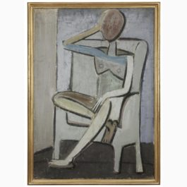Wifredo Lam-Sans Titre-1938