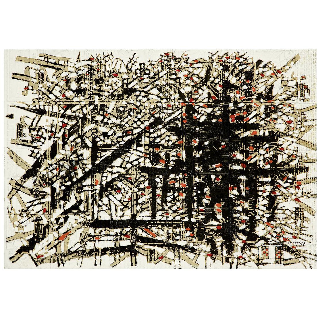 Antonio Bandeira - Remember London-1957