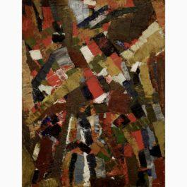 Oscar Gauthier-Composition-1954