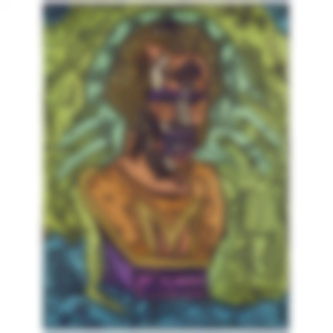 Robert Combas-Tu Connais Mezigues?-2002