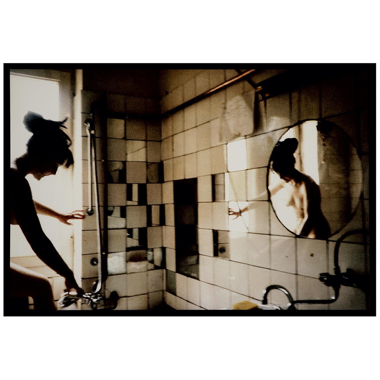 Nan Goldin-Kathe In Tubwest Berlin-1984