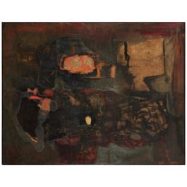 Antoni Clave-Peinture-1960