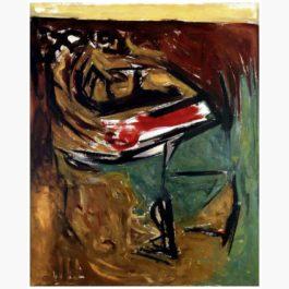 Theodoros Stamos-Morning Wind-1956