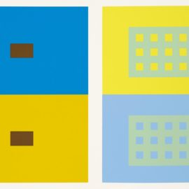 Josef Albers-Interaction Of Color
