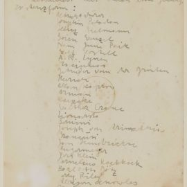 Joseph Beuys-Untitled (Score)-1962