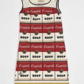 Andy Warhol-Untitled (Souper Dress)-1968