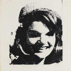 Andy Warhol-Jackeline Kennedy (Jackie)