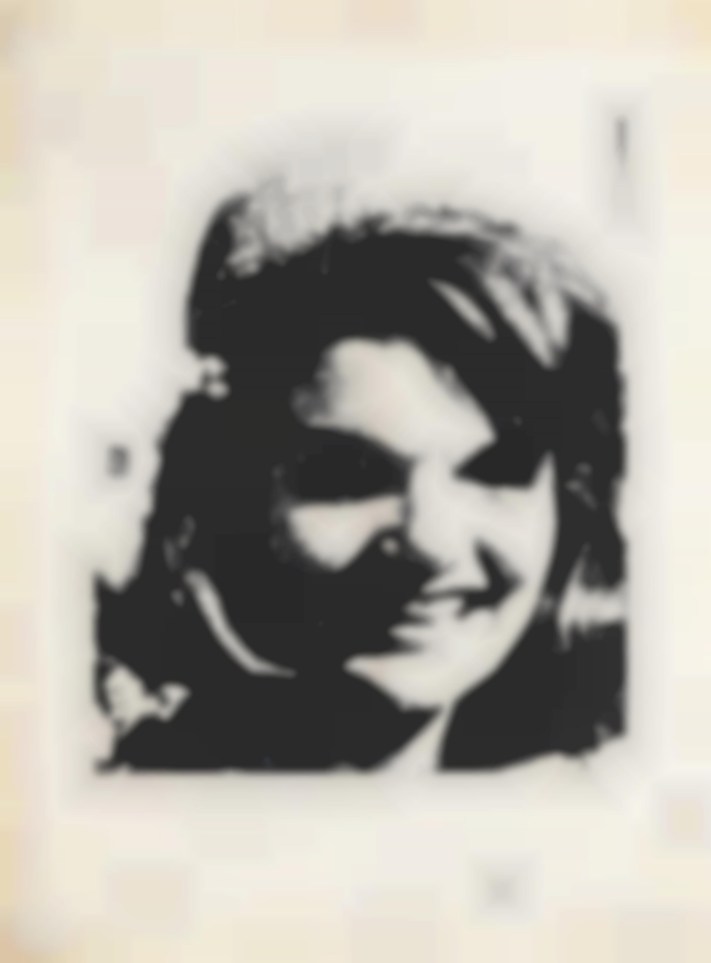Andy Warhol-Jackeline Kennedy (Jackie)-