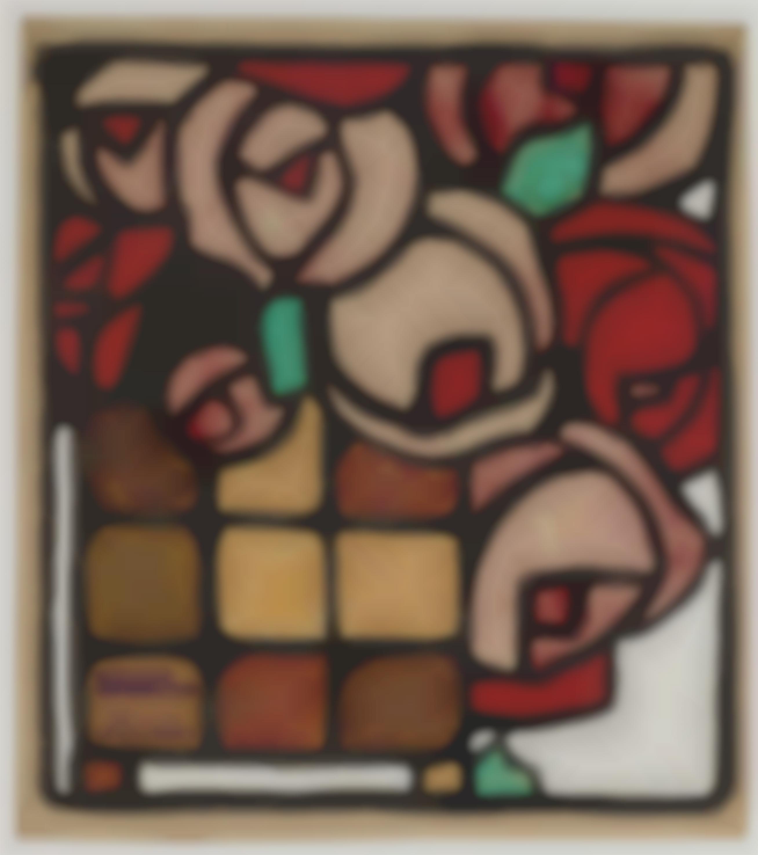 Ludwig Hohlwein - Roses-