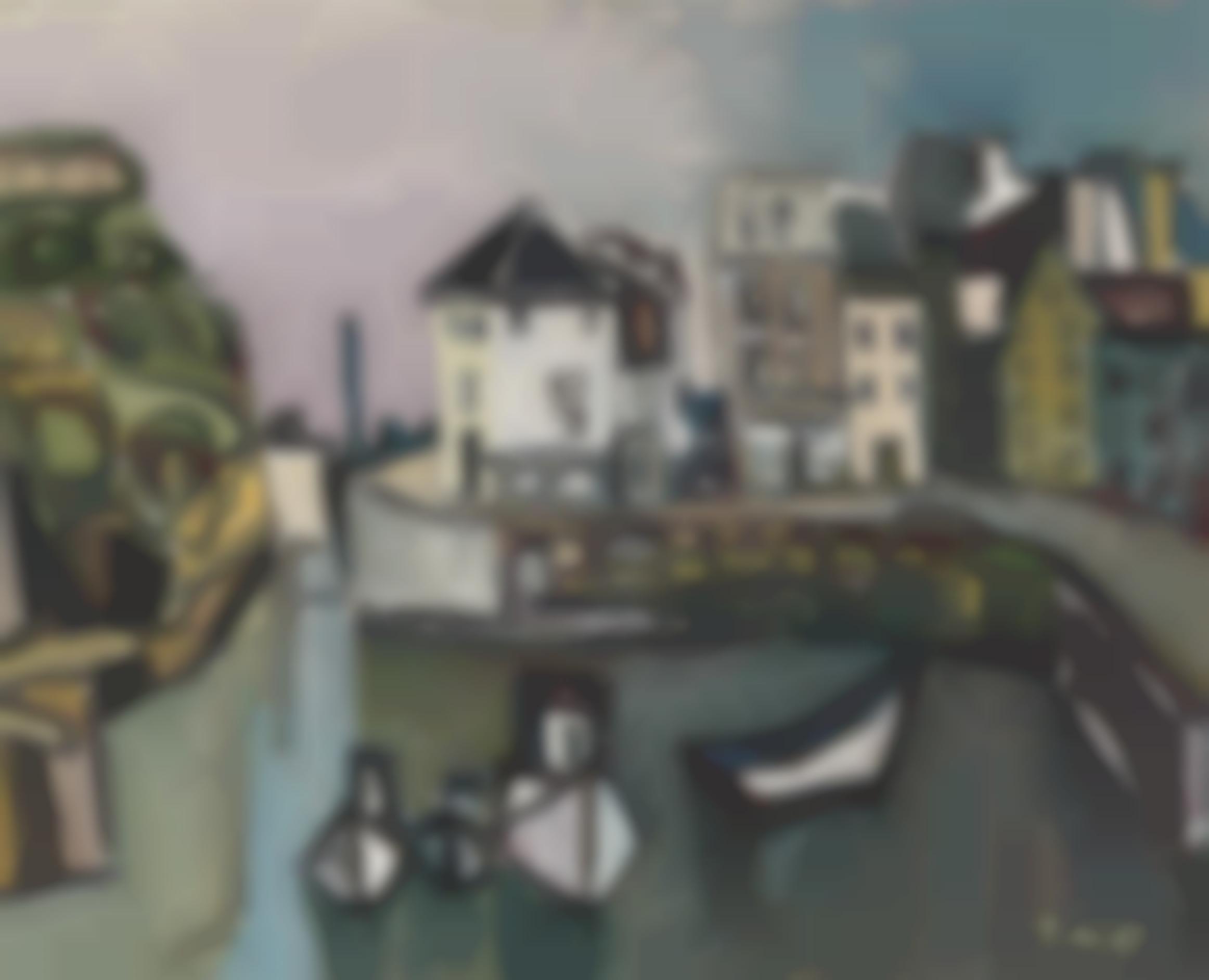 Thomas Niederreuther - The Cool Harbour (Le Palais Bretagne)-1968