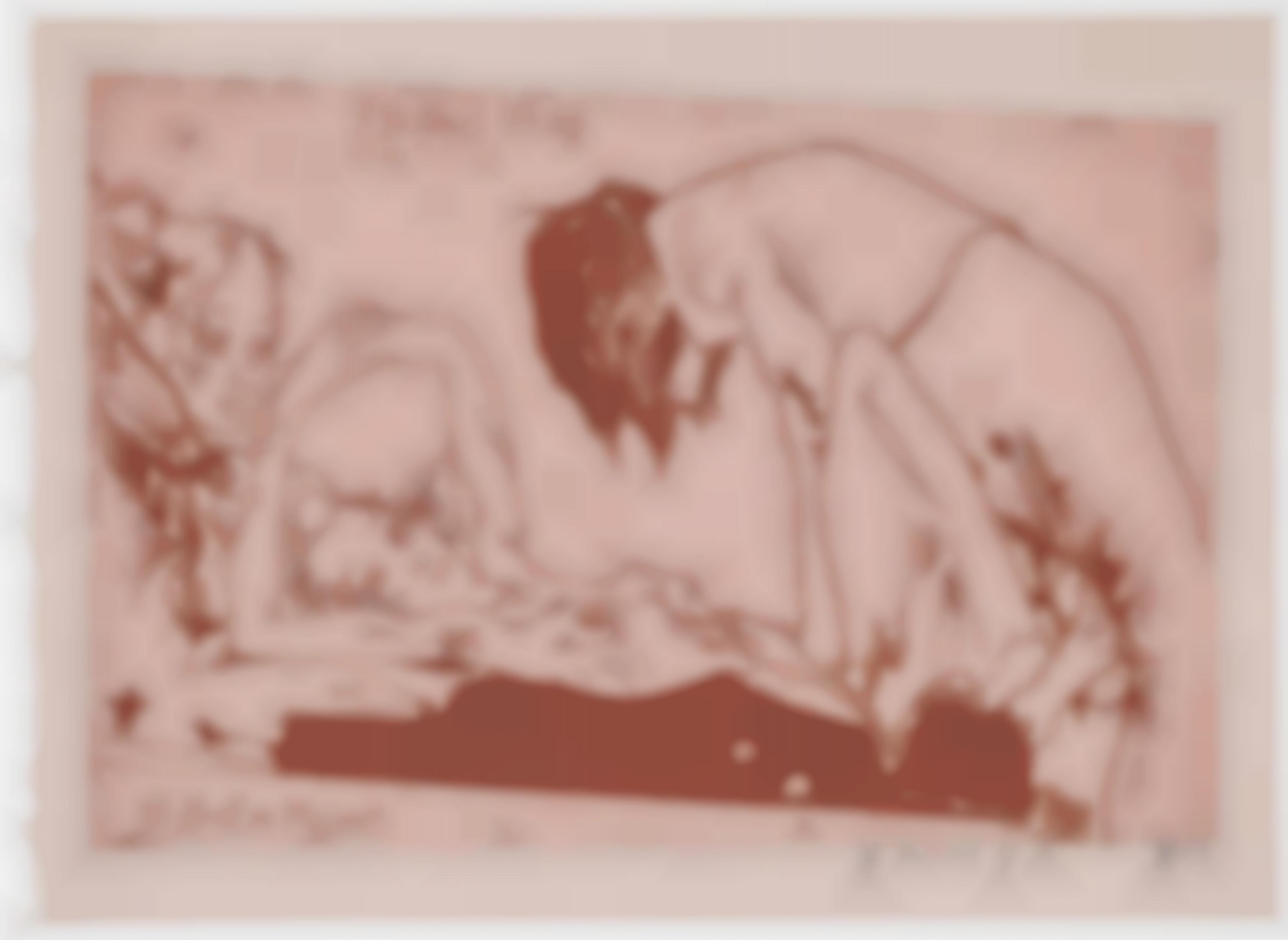 Horst Janssen-Letters To Mirjam-1984