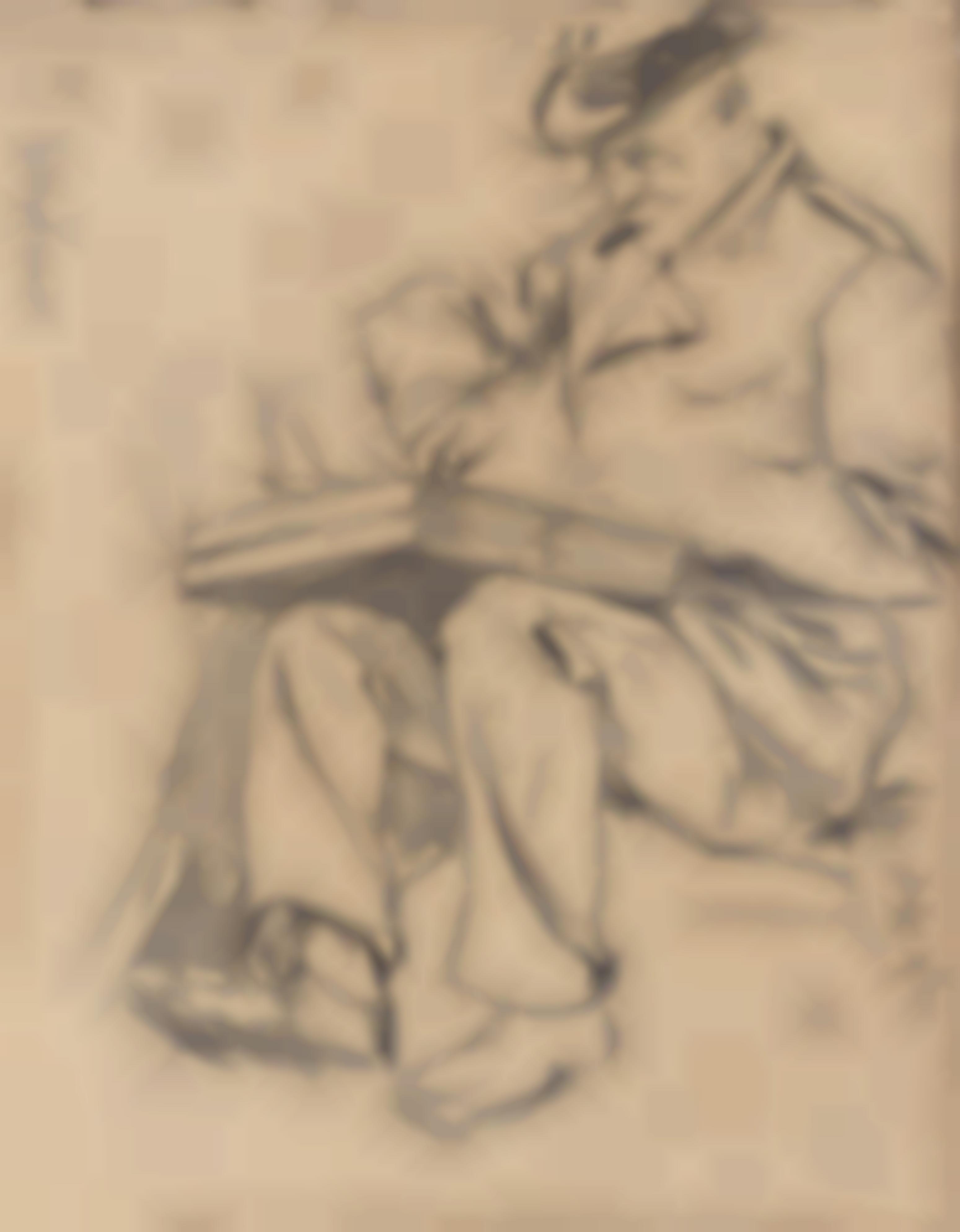 Hermann Groeber - Small Sketchbook-1895