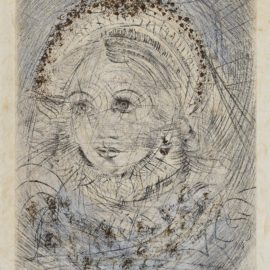 Salvador Dali-Goethe/Faust - Walpurgis Night-1969