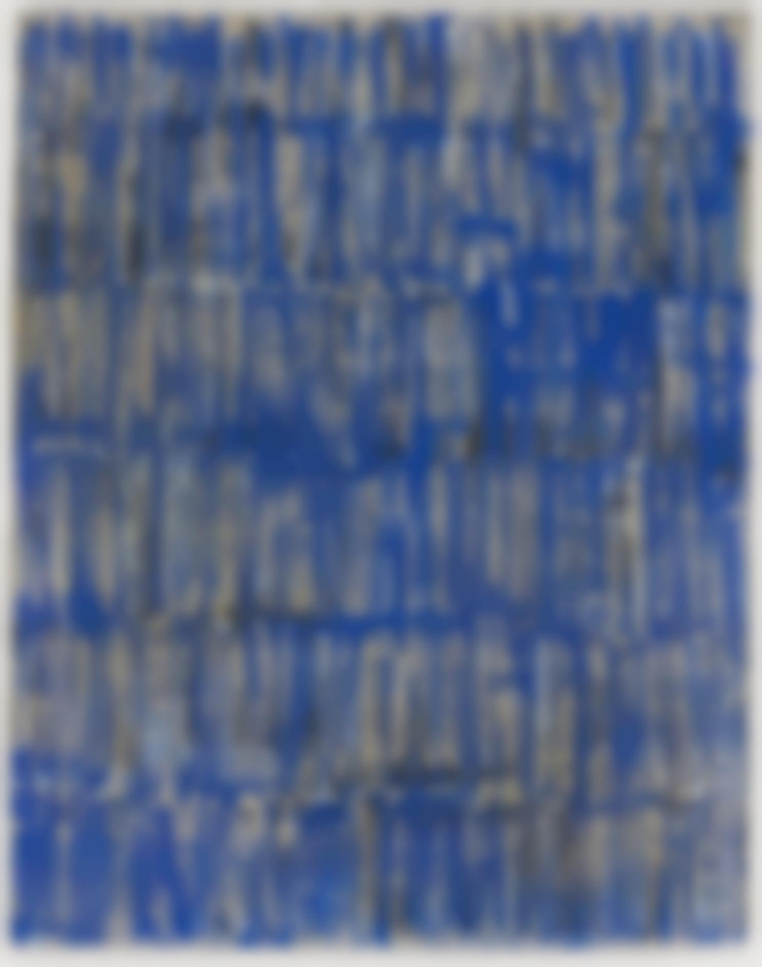 Herbert Zangs-Untitled. (Windscreen Wiper Image).-