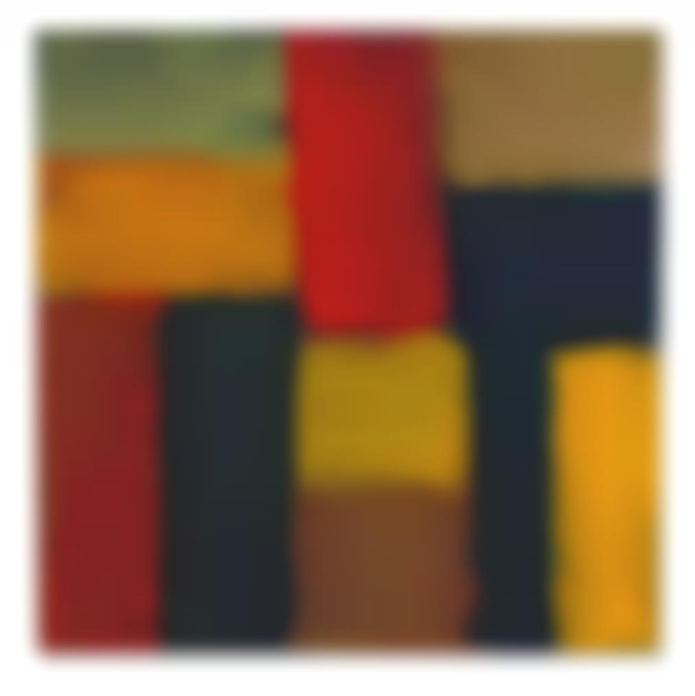 Sean Scully-Wall Of Light Fez-2015