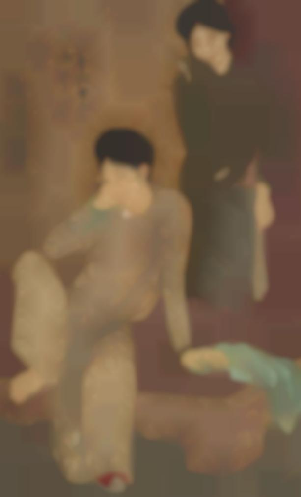To Ngoc Van - Les Desabusees (Disillusionment)-1932