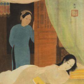 Mai Trung Thu-Le Sommeil (The Sleep)-1938