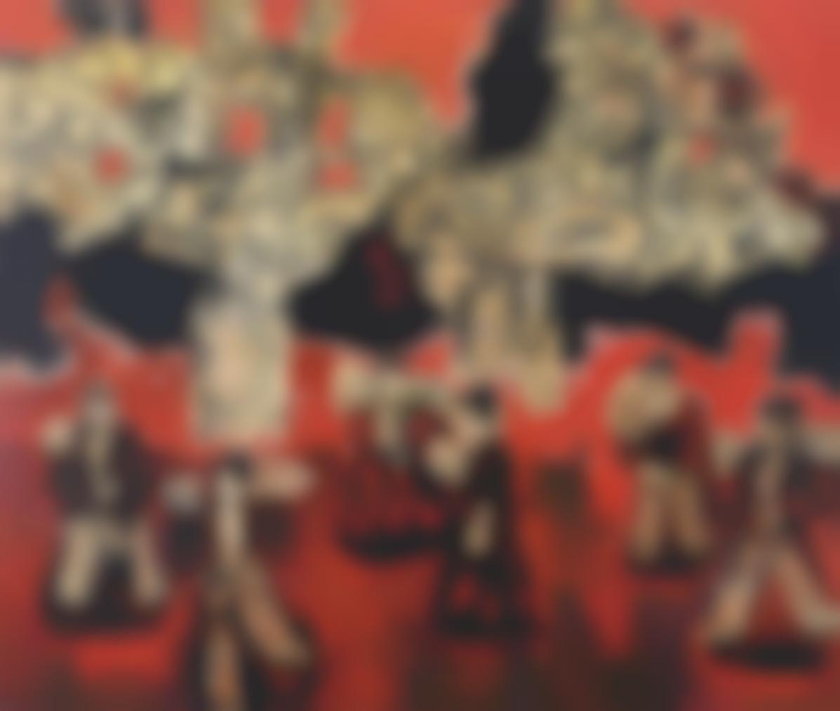 Nguyen Tu Nghiem - Ancient Dance-1974