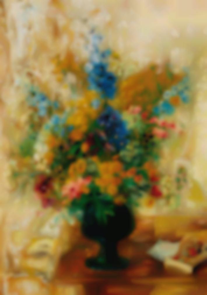 Le Pho-Bouquet Champetre (Country Bouquet)-1956