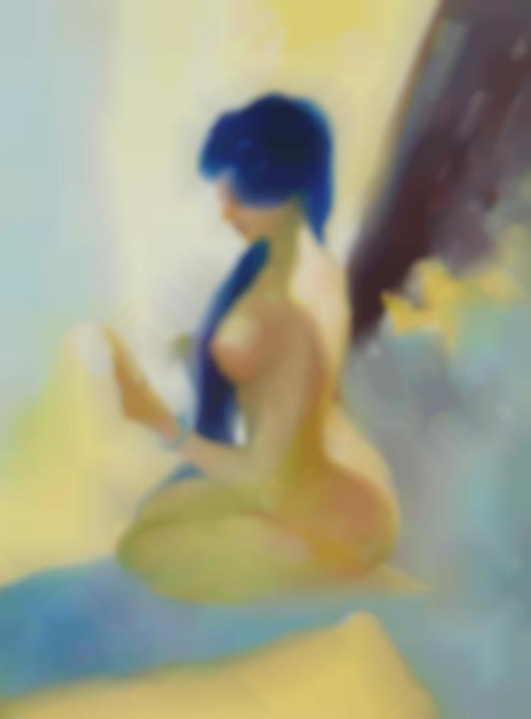 U Lun Gywe - Nude-2003