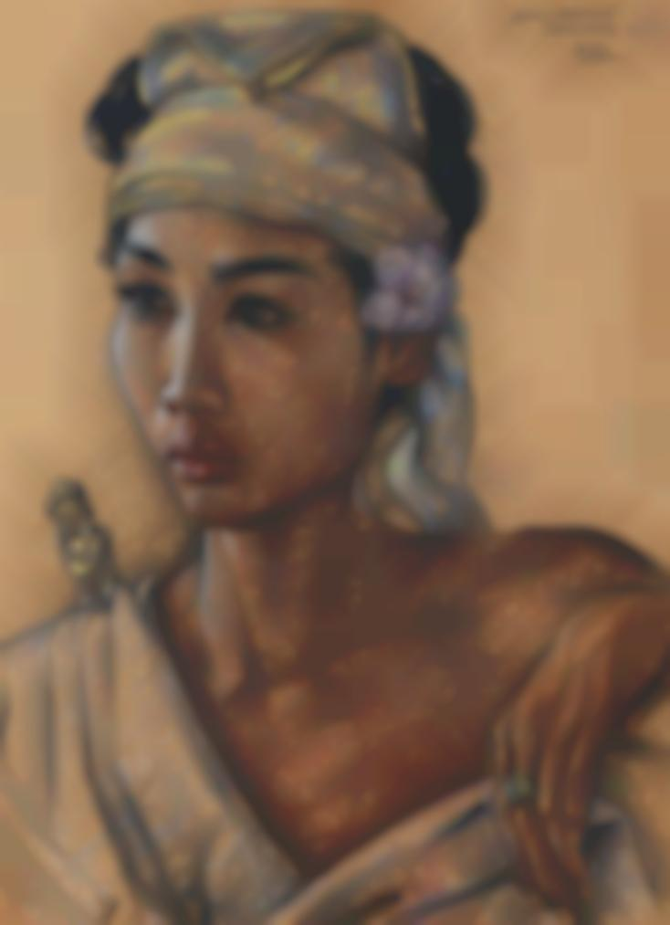 Rudolf Bonnet-Dewa Njoman-1946