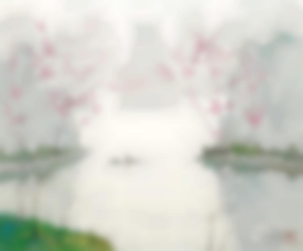 Pang Jiun-Spring Scenery-2011
