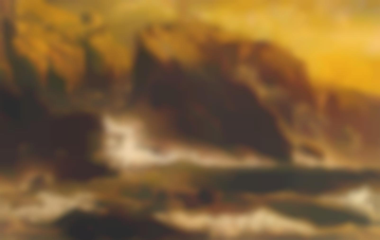 Yu Yunjie - Magnificent Landscape-1951