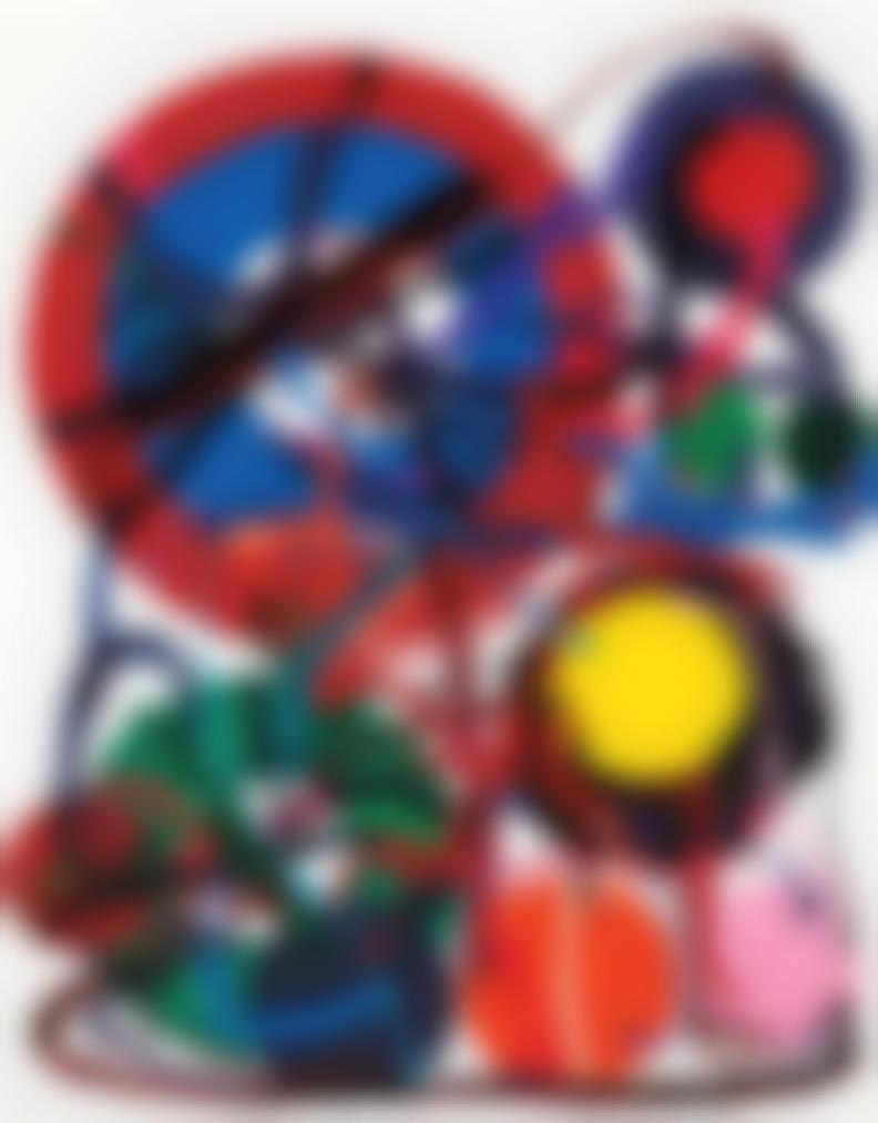 Atsuko Tanaka-Untitled-1992
