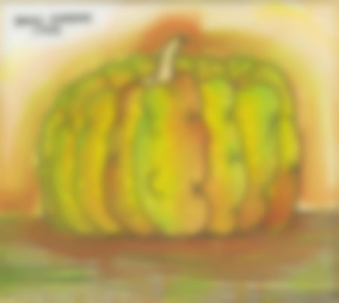 Yayoi Kusama-Pumpkin-1979