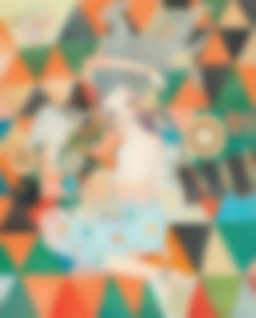 Aya Takano-Secrets Of The Thousand Year Spiral: Tashiro-Ota-2013