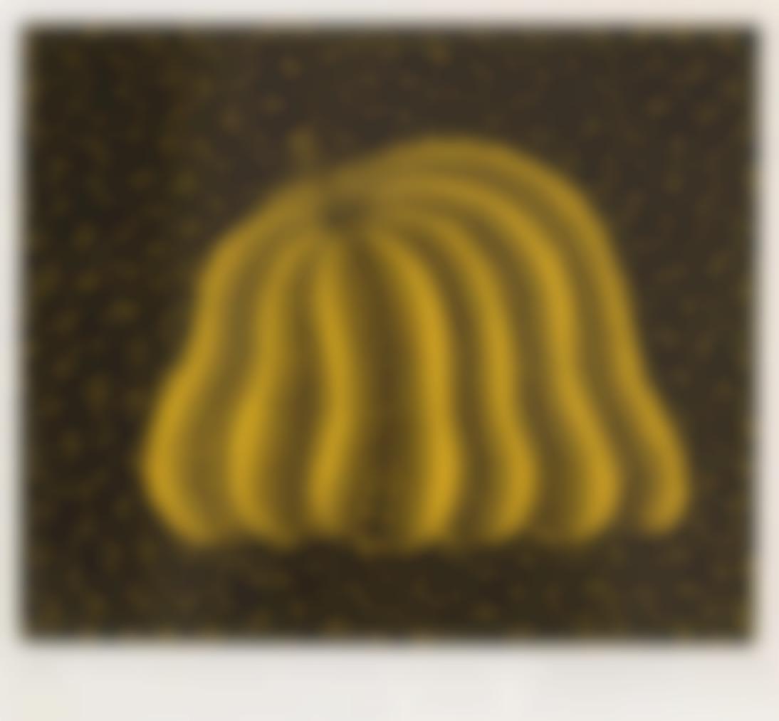 Yayoi Kusama-A Pumpkin Yb-A-2004