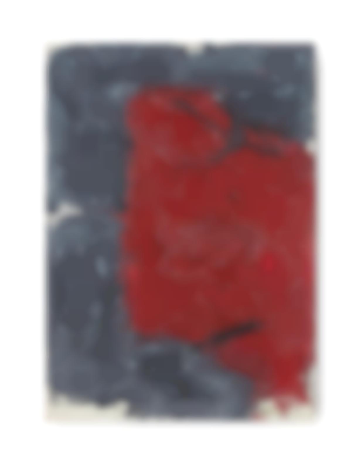 Huang Rui-Painting No. 43-1990
