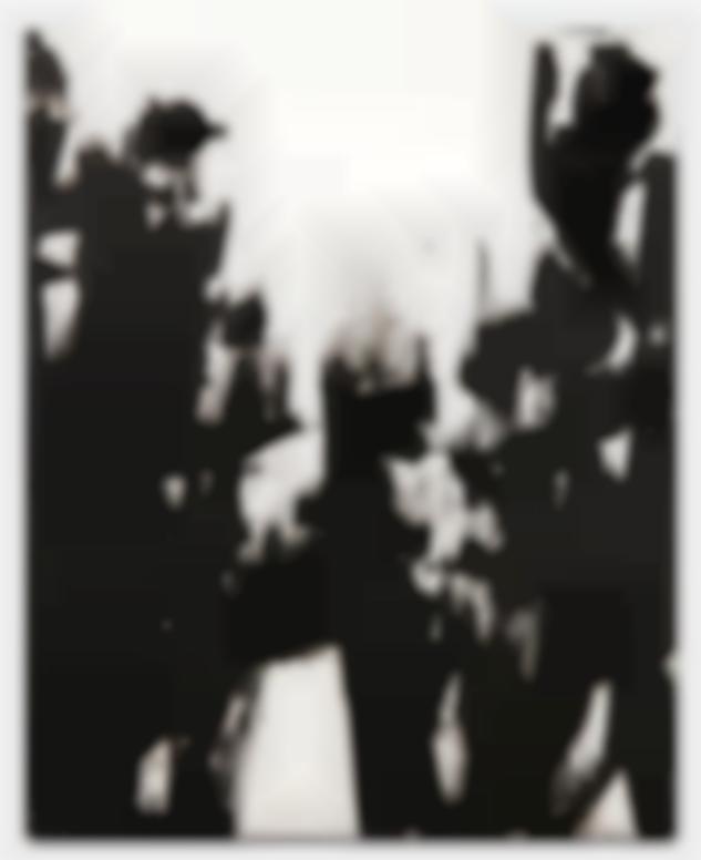 Judit Reigl-Ecriture En Masse-1965