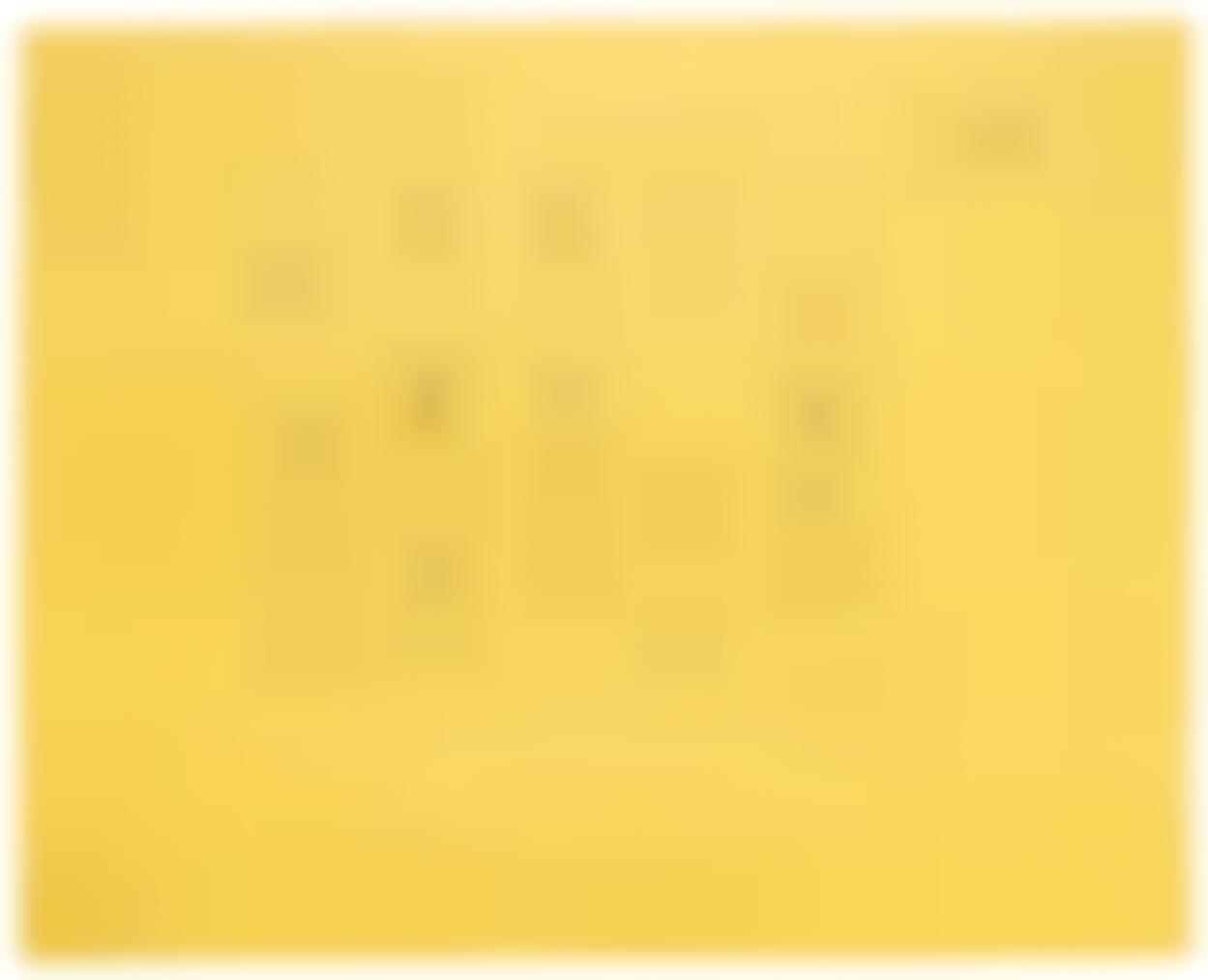 Lucio Fontana-Sans Titre-1968