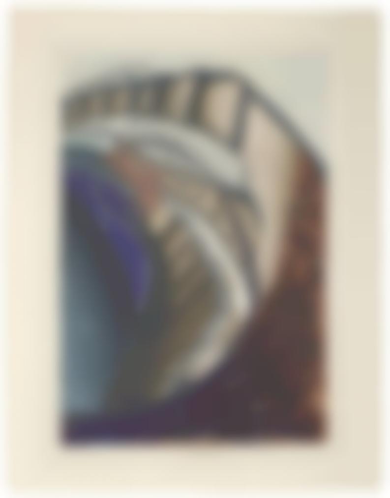 Sam Szafran-Sans Titre (Escalier)-1986