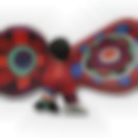 Niki de Saint Phalle-Oiseau-1968