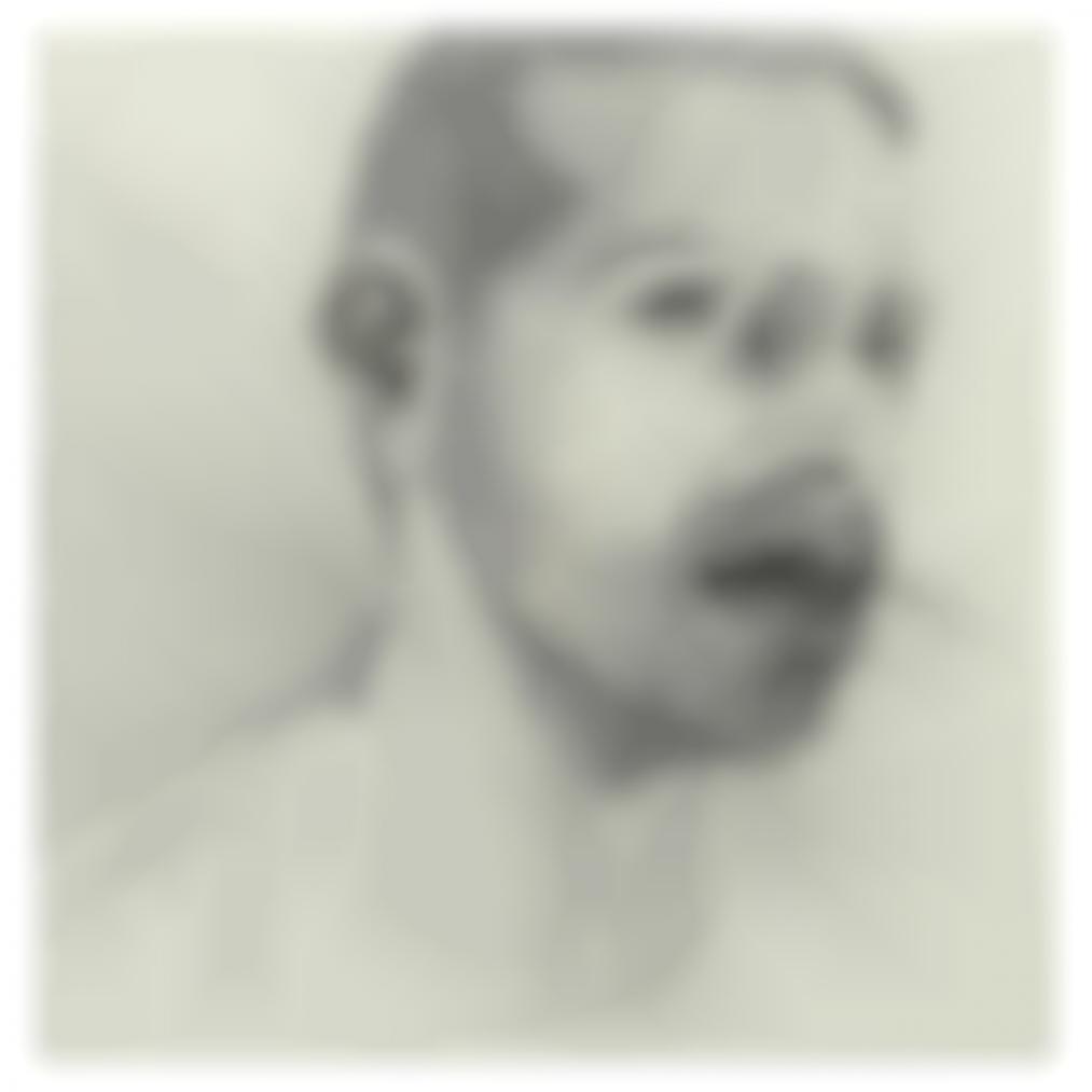 Marc Bauer-Abendland IV (Self-Portrait)-2006