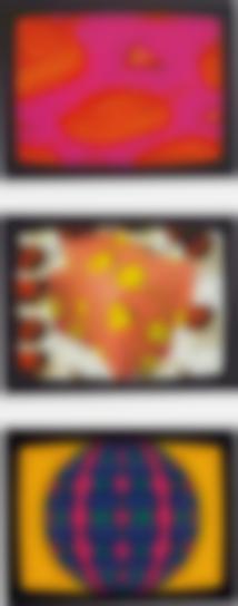 Nam June Paik-Tv Tulips: Three Works-2000