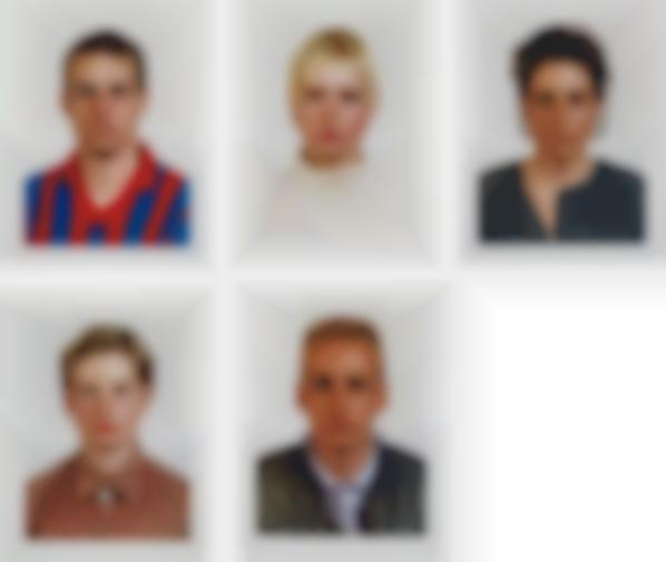 Thomas Ruff-Portraits-1989