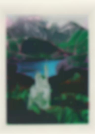 Andy Warhol-Neuschwanstein-1987