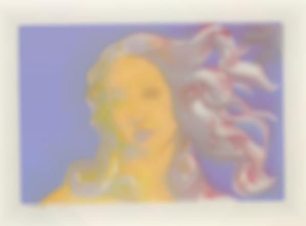 Andy Warhol-Details Of Renaissance Paintings (Sandro Botticelli, Birth Of Venus, 1482)-1984