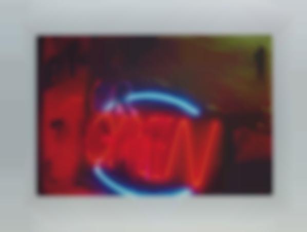 William Eggleston-Untitled (Mayfield, Kentucky) Ca. 1999-2000-2002