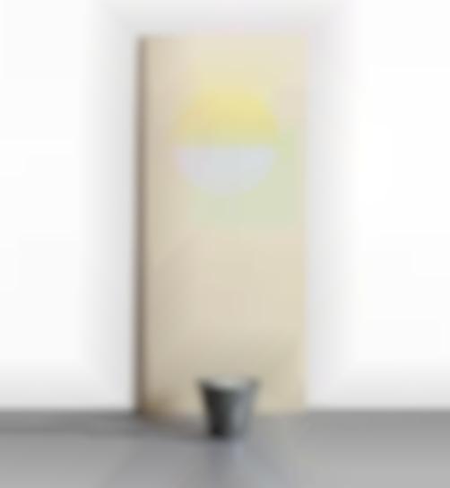 Olafur Eliasson-Sunset Door, From Door Cycle-2006