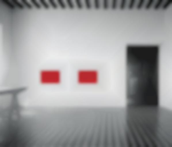 Donald Judd-Untitled (Wall Project), From Wall Works-1992
