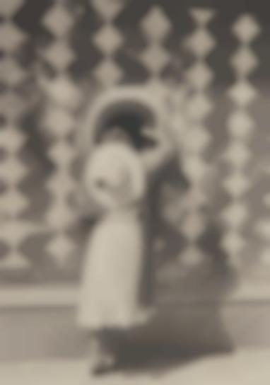 Manuel Alvarez Bravo-La Hija De Los Danzantes (Daughter Of The Dancers), Cholula, Puebla-1933