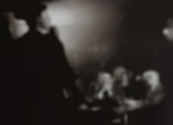 Herman Leonard-Ella Fitzgerald, Duke Ellington And Benny Goodman, Nyc-1948