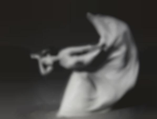 Barbara Morgan-Martha Graham - Letter To The World-1940